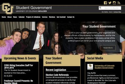 CU Student Government