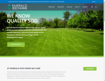 Emerald Sod Farms